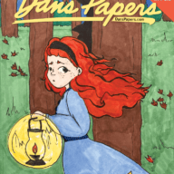 Dan's Papers October 23, 2020 cover art by Willa Levine