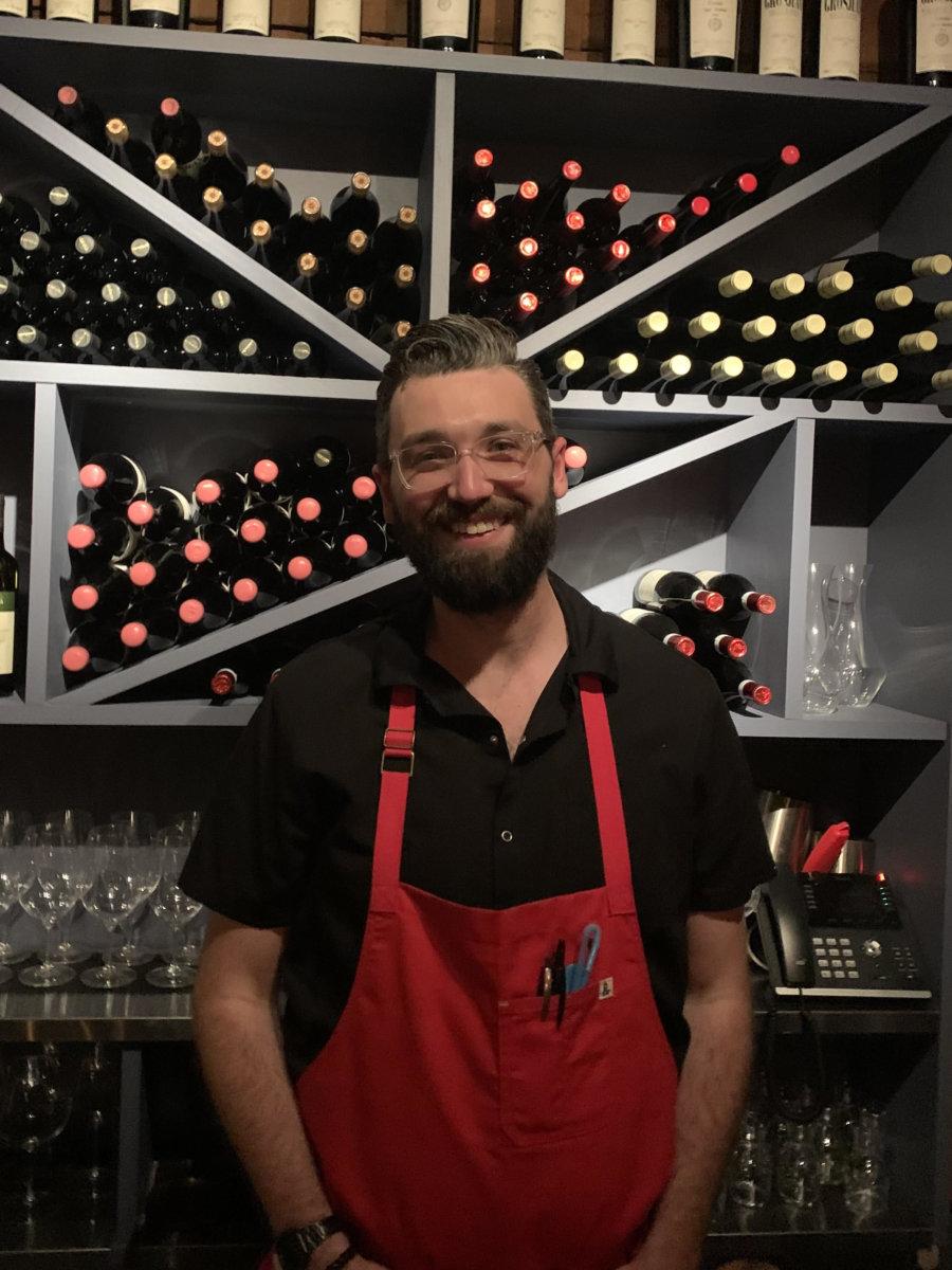 Alpina Chef George Musho