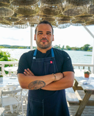Chef Diego Feliciano has joined Montauk's The Surf Lodge