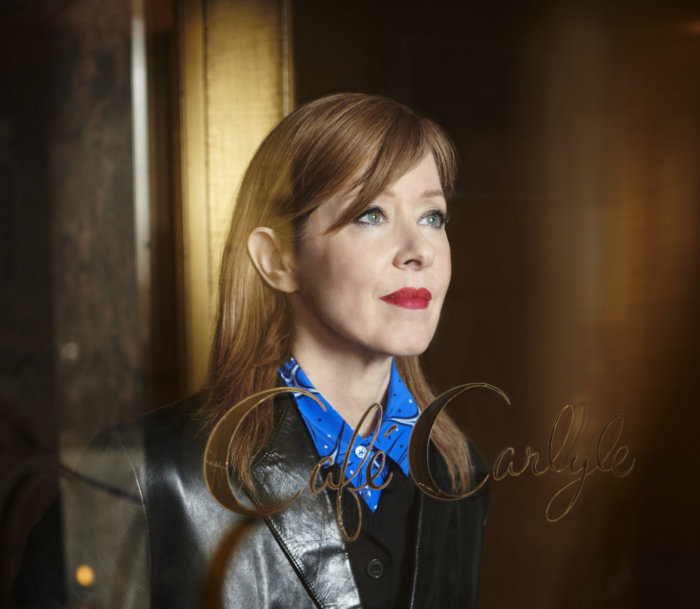 Suzanne Vega at Cafe Carlyle