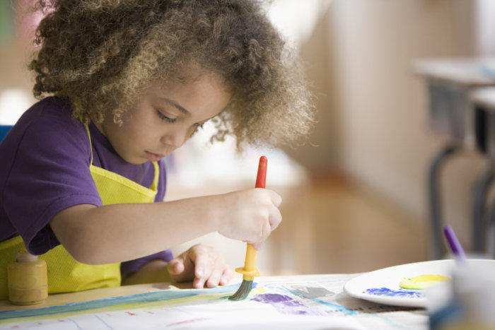 Get artsy with the Petite Picassos this weekend