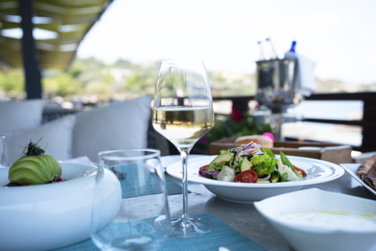 Dine in an East End waterfront restaurant